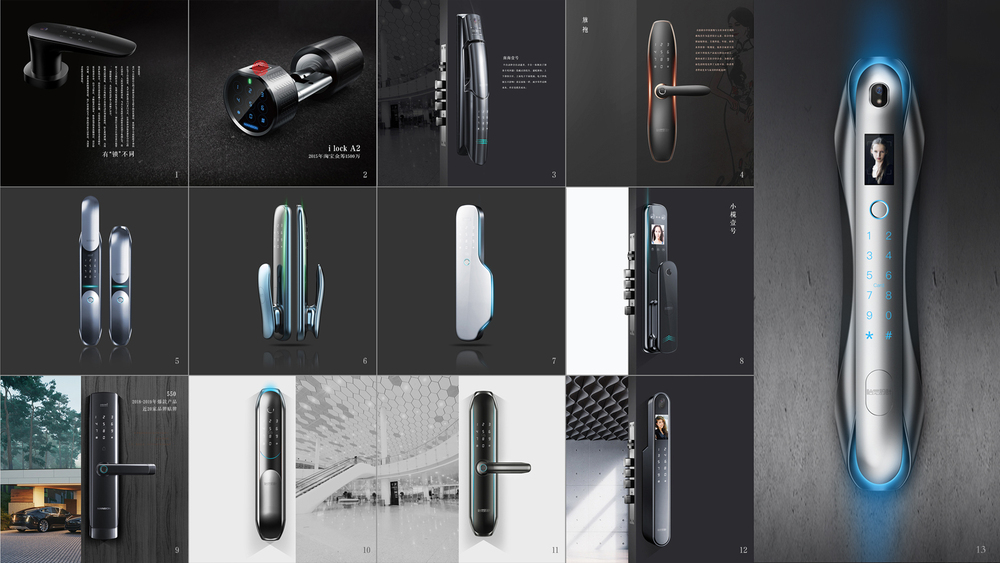 人臉識別-全自動鎖-智能鎖-工業設計-指紋密碼鎖-電子鎖 (3).jpg