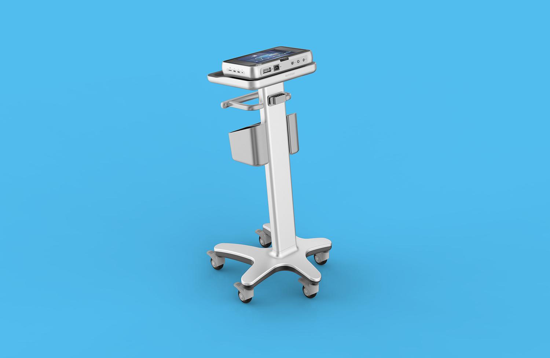 醫用推車-檢測儀-心電圖機-工業設計-產品設計 (8).jpg