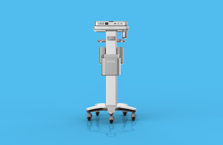 醫用推車-檢測儀-心電圖機-工業設計-產品設計 (1).jpg