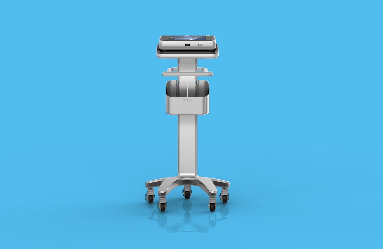 醫用推車-檢測儀-心電圖機-工業設計-產品設計 (4).jpg