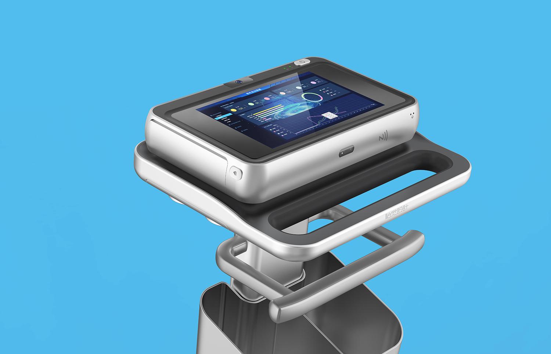 醫用推車-檢測儀-心電圖機-工業設計-產品設計 (9).jpg
