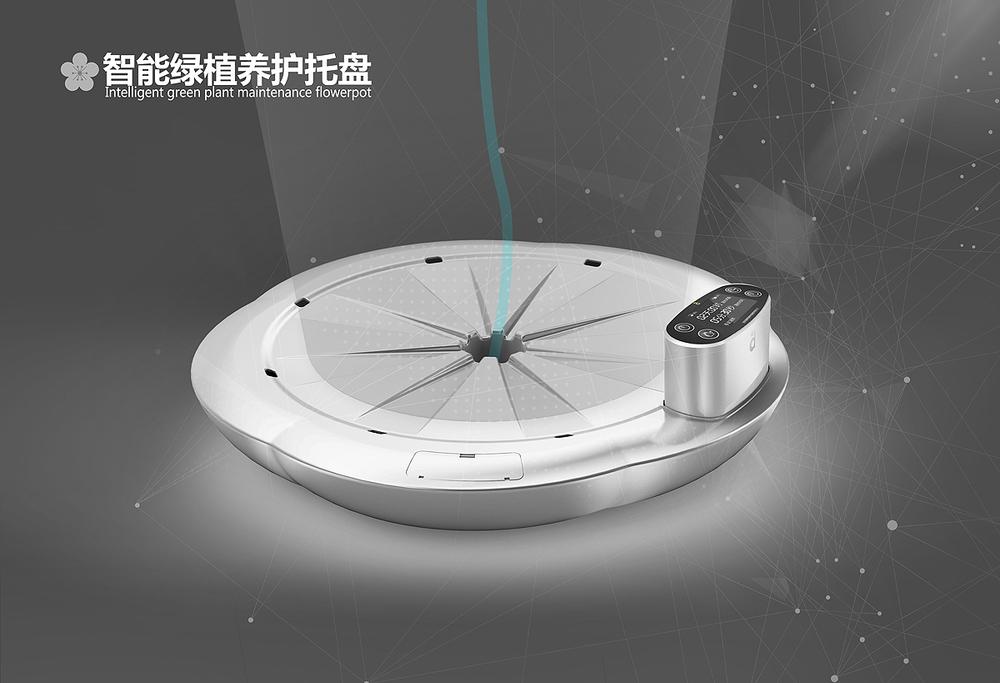 智能家居-電子產品外觀設計-南京工業設計公司