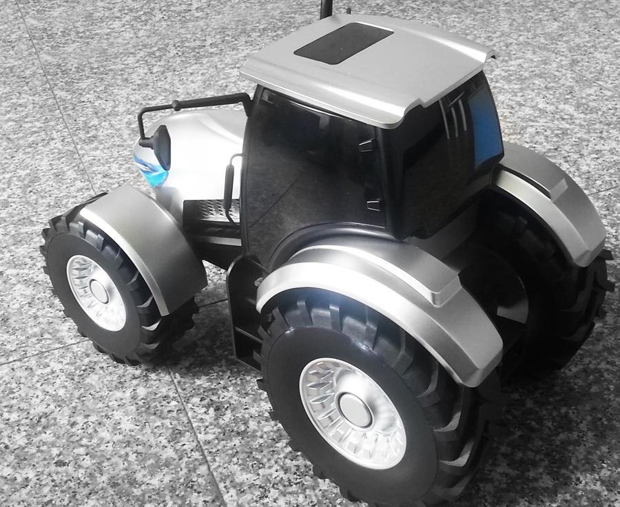 概念拖拉機-南京工業設計公司